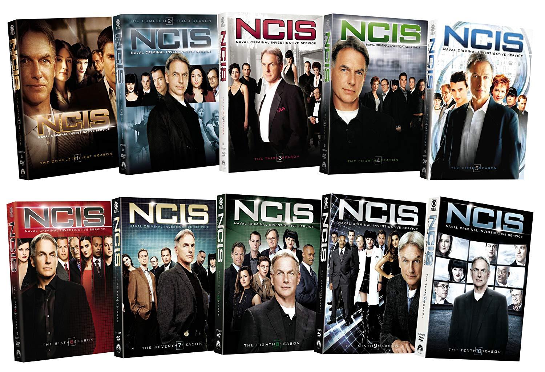 Tv Show cover: NCIS