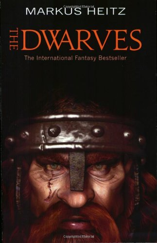 Book cover: The Dwarves