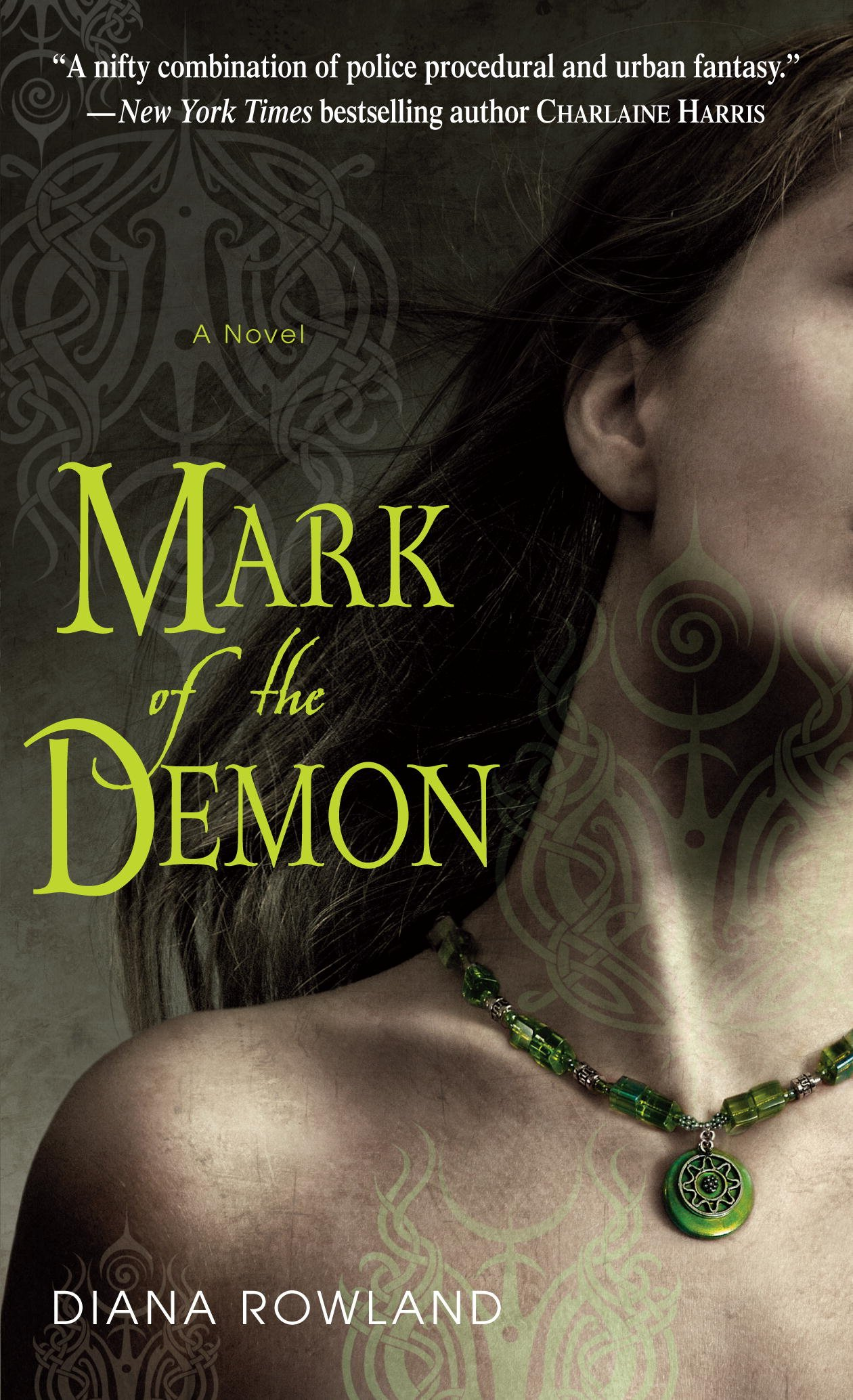 Book cover: Mark of the Demon