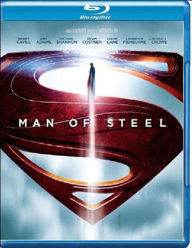 Movie cover: Man of Steel