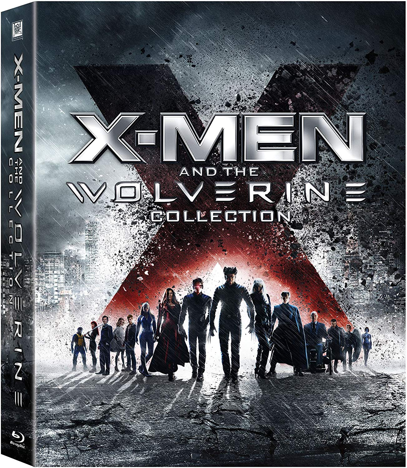 Movie cover: X-Men