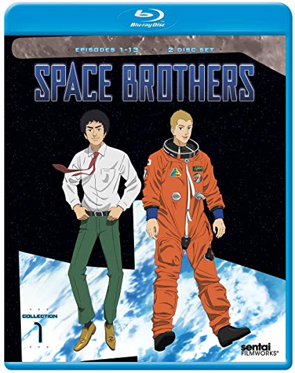 Anime cover: Space Brothers