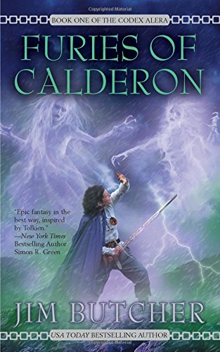 Book cover: Furies of Calderon