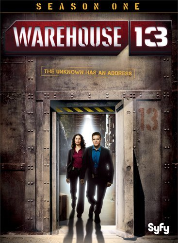 Tv Show cover: Warehouse 13