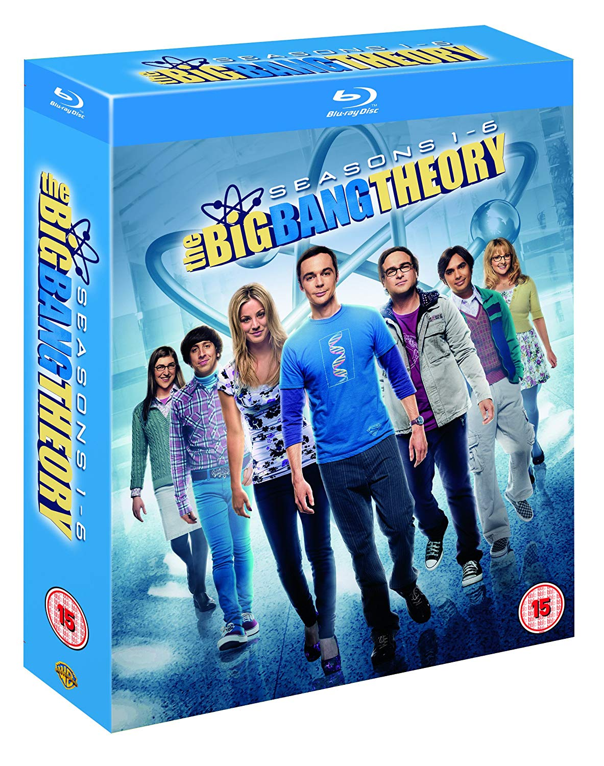 Tv Show cover: The Big Bang Theory