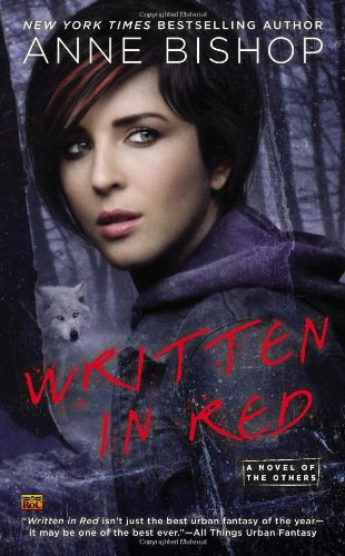 Book cover: Written in Red