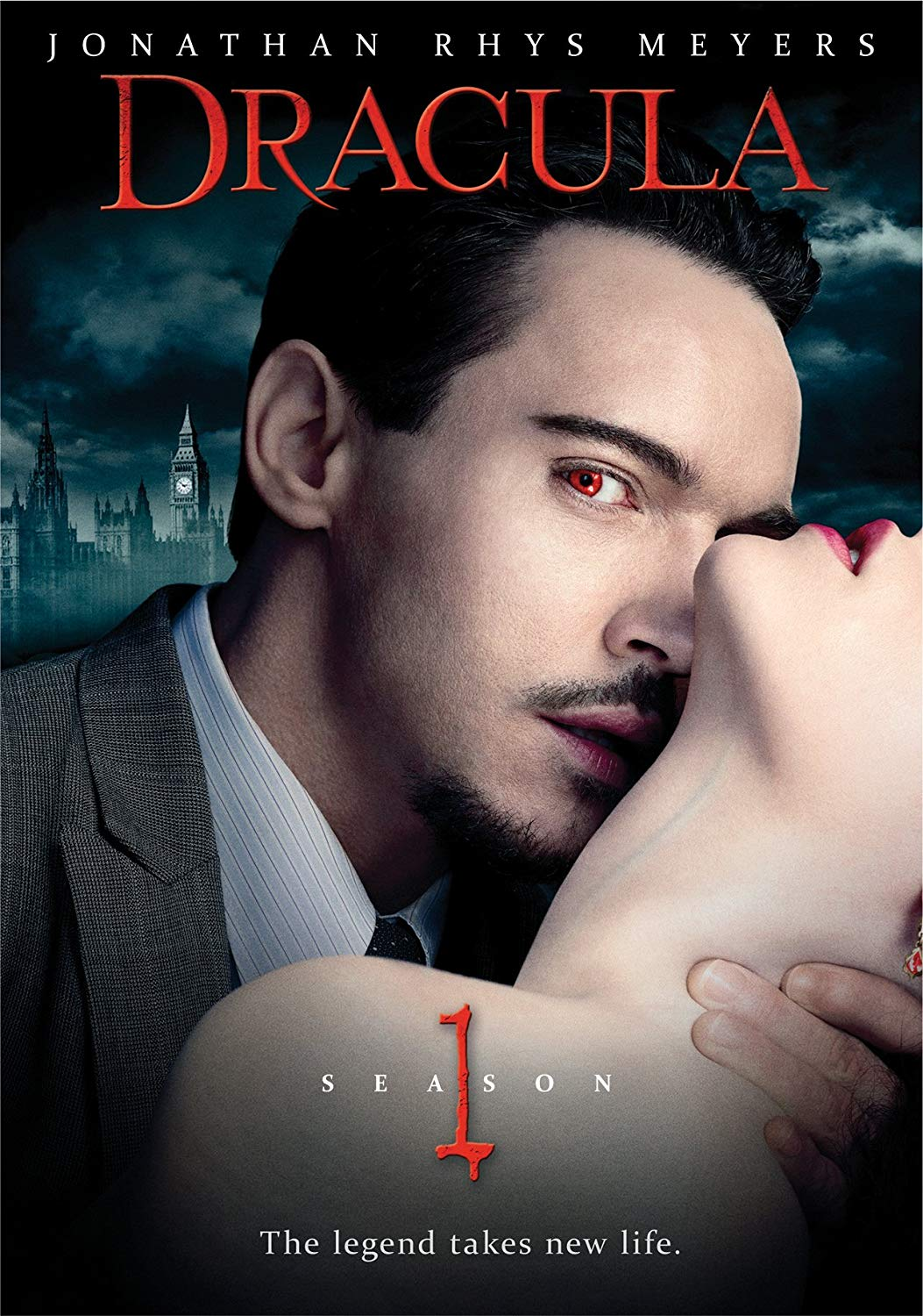 Tv Show cover: Dracula