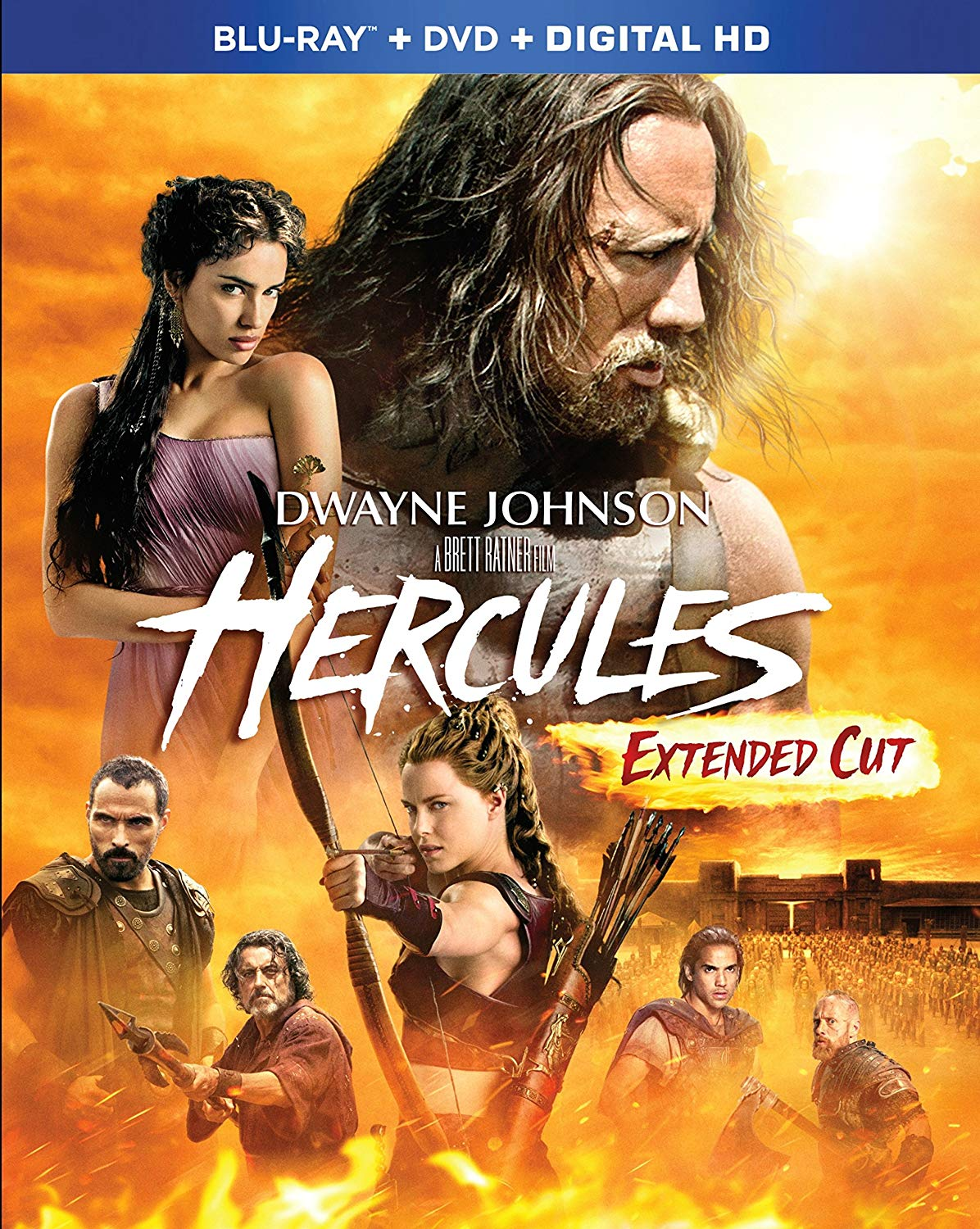 Movie cover: Hercules