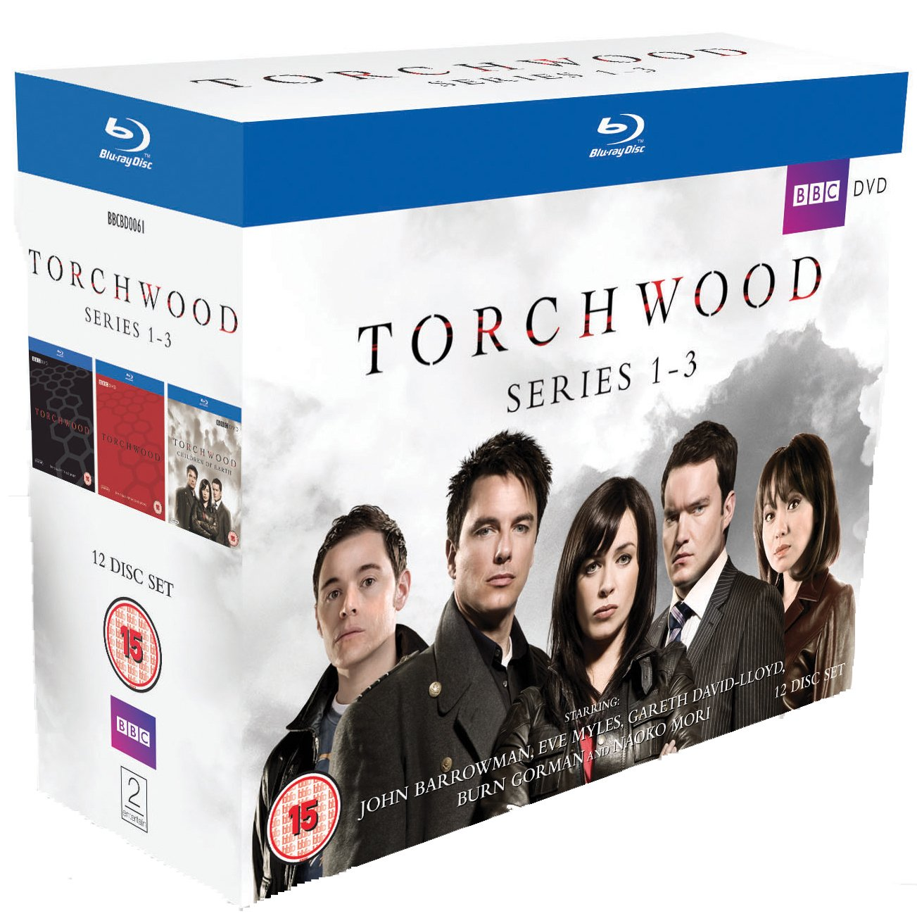 Tv Show cover: Torchwood