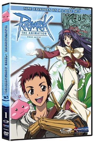 Anime cover: Ragnarok: The Animation