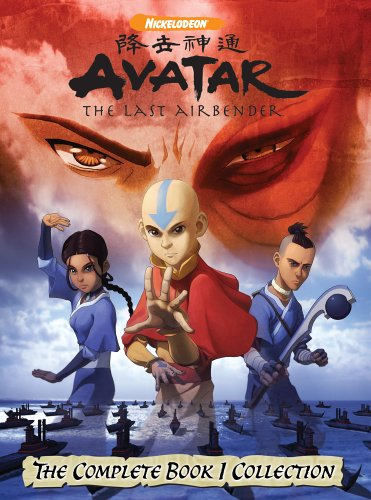 Tv Show cover: Avatar: The Last Airbender