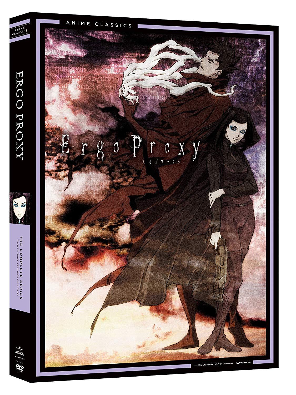 Anime cover: Ergo Proxy