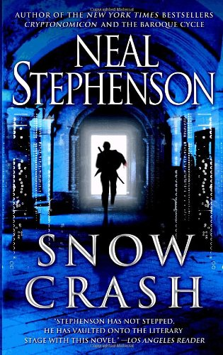 Book cover: Snow Crash
