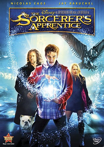Movie cover:  The Sorcerer's Apprentice