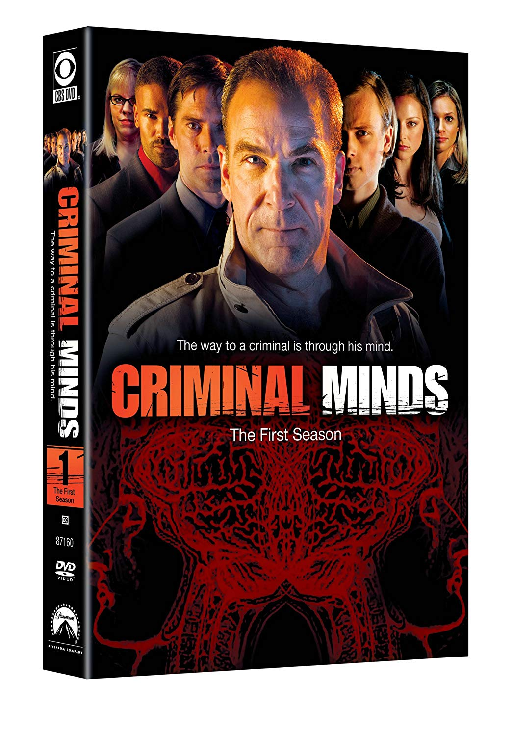 Tv Show cover: Criminal Minds