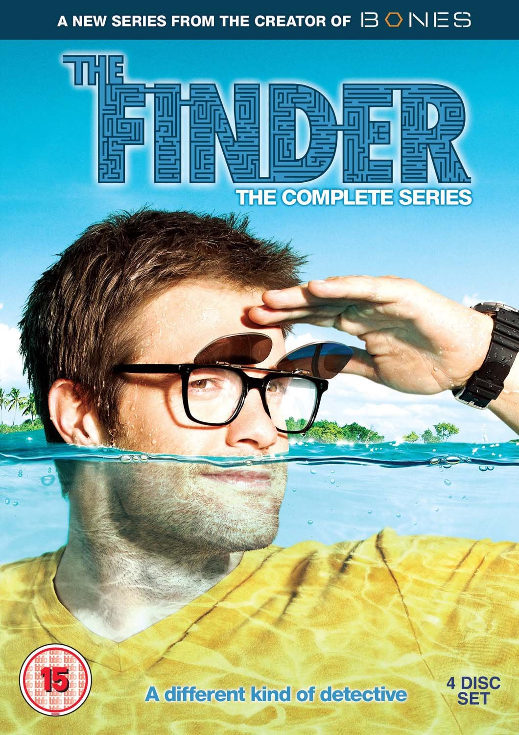Tv Show cover: The Finder