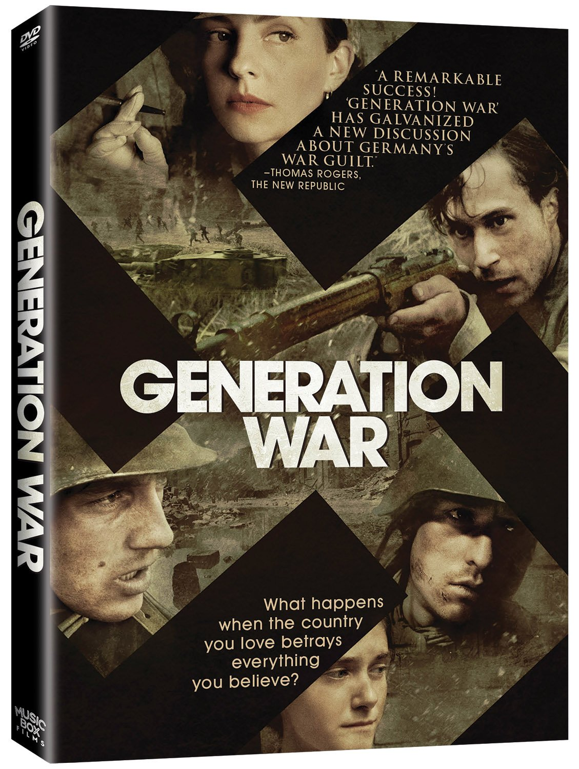 Tv Show cover: Generation War