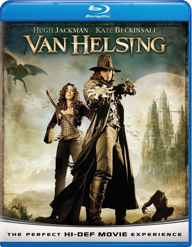 Movie cover: Van Helsing