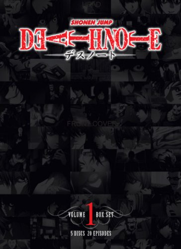 Anime cover: Death Note