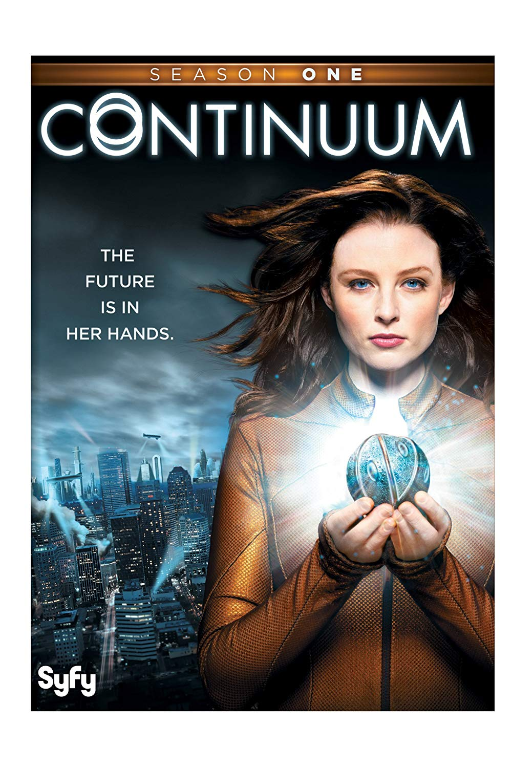 Tv Show cover: Continuum