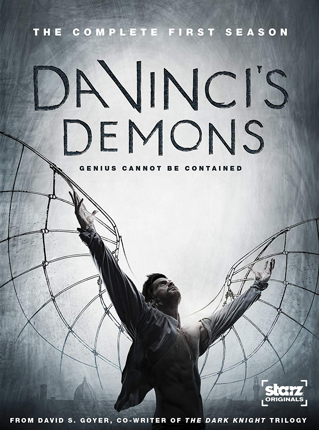 Tv Show cover: Da Vinci's Demons