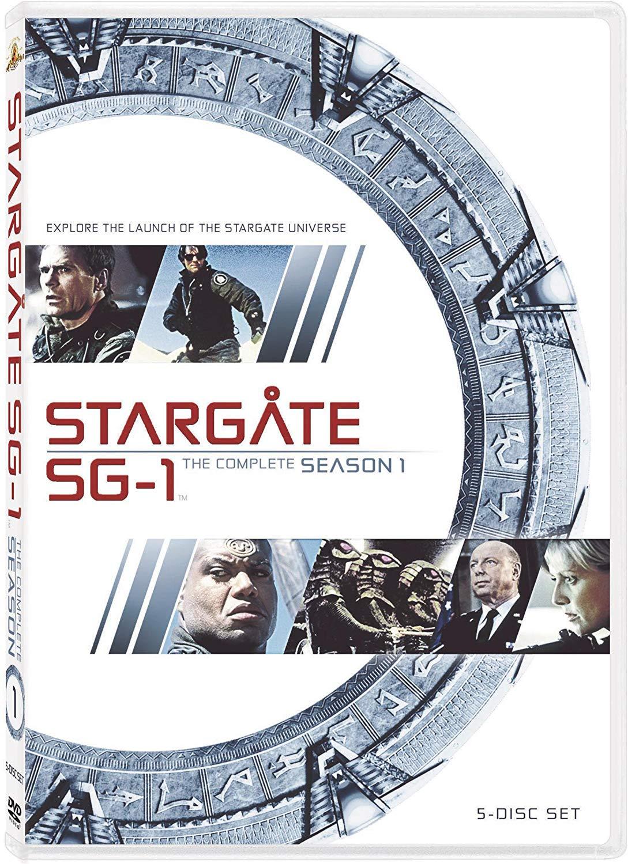 Tv Show cover: Stargate SG-1
