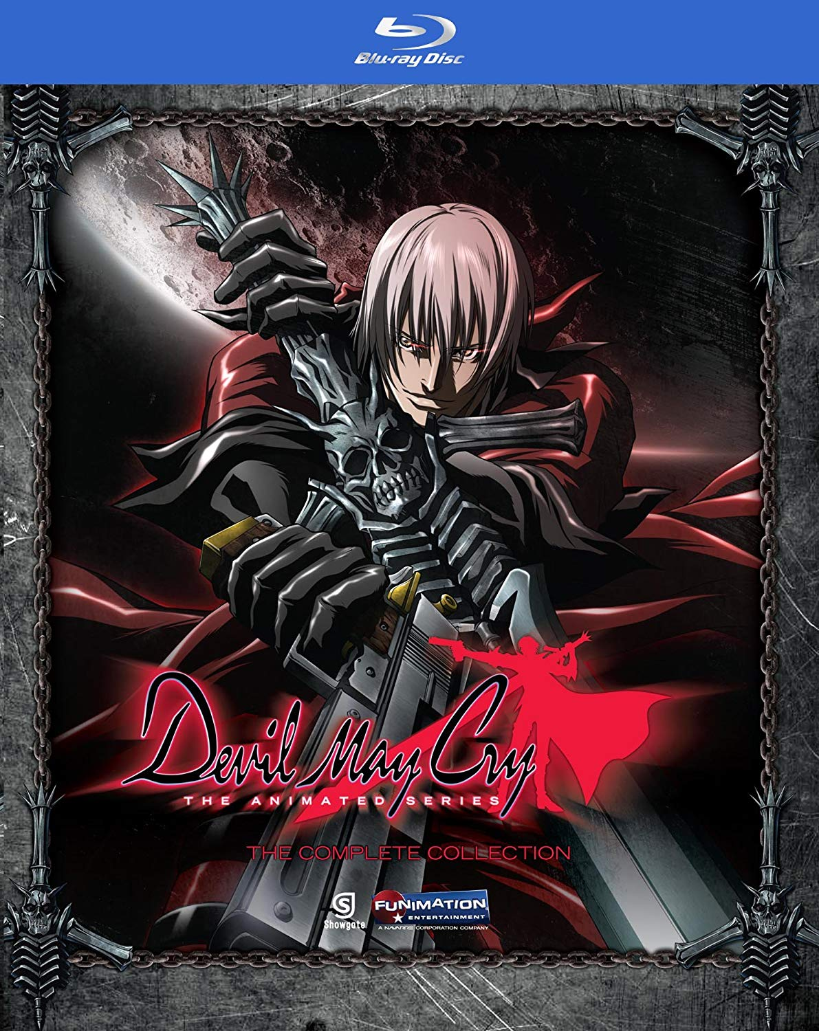 Anime cover: Devil May Cry