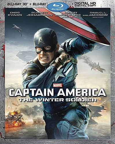 Movie cover: Captain America: The Winter Soldier
