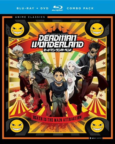 Anime cover: Deadman Wonderland