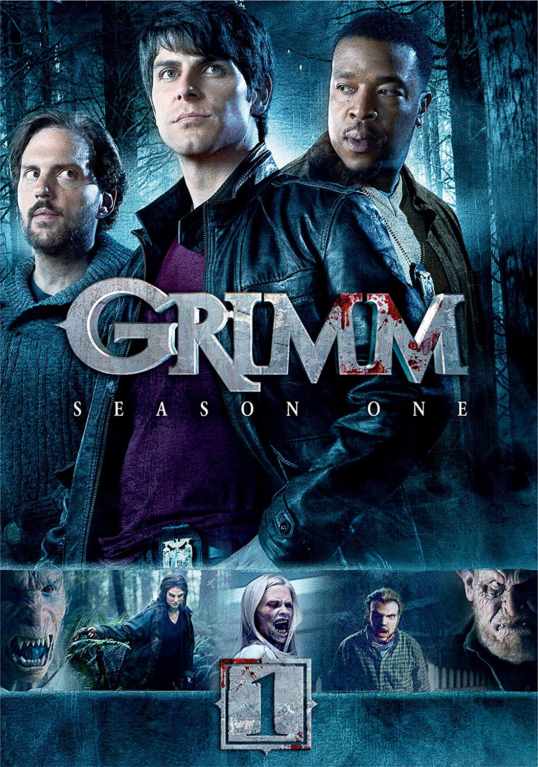 Tv Show cover: Grimm