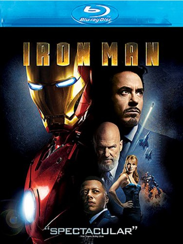 Movie cover: Iron Man