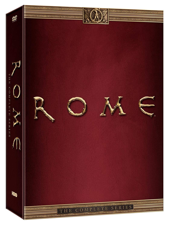 Tv Show cover: Rome