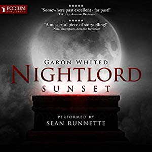 Book cover: Nightlord: Sunset