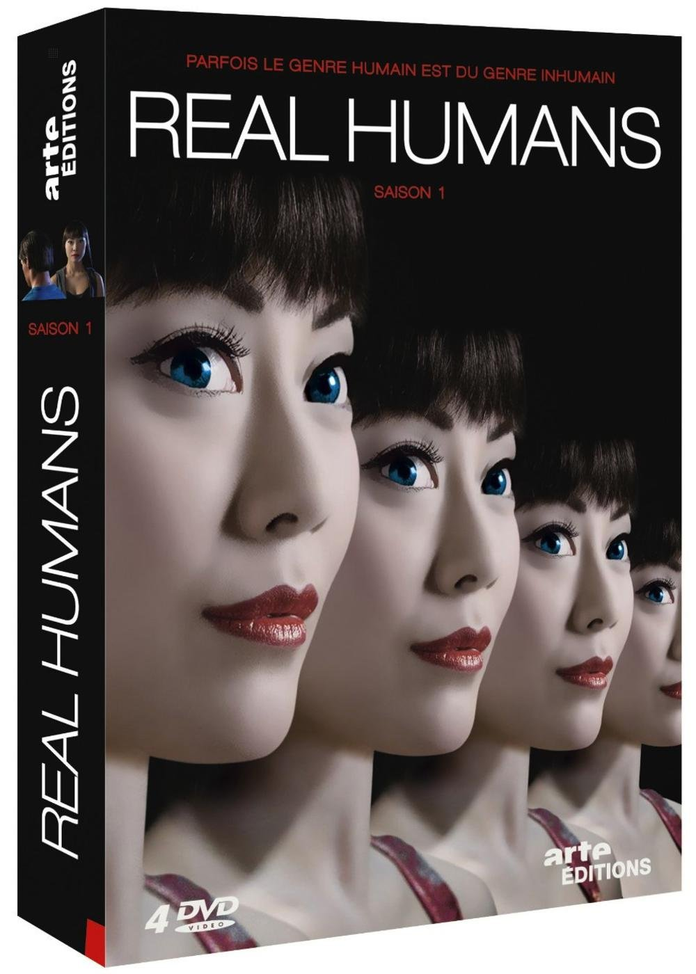 Tv Show cover: Real Humans