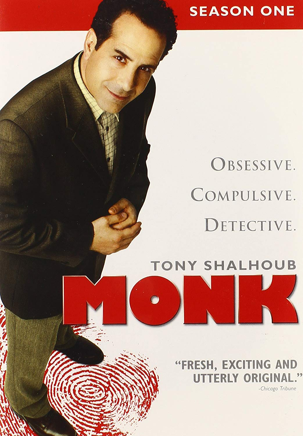 Tv Show cover: Monk