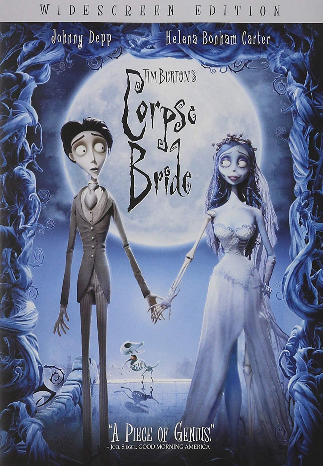 Movie cover: Corpse Bride