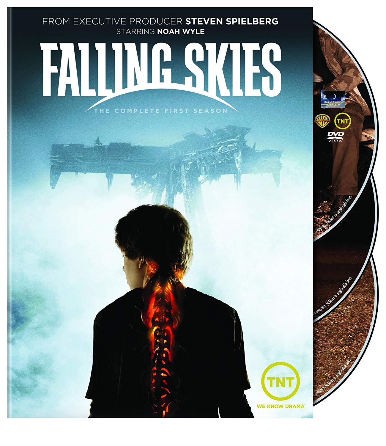Tv Show cover: Falling Skies