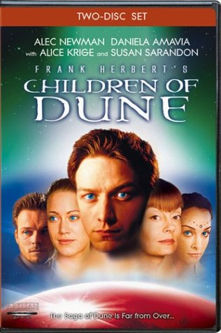 Tv Show cover: Children of Dune