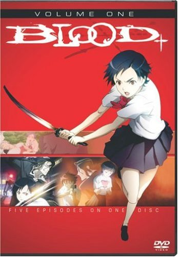 Anime cover: Blood+