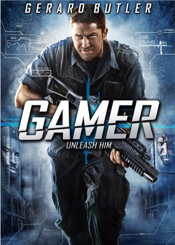 Movie cover: Gamer