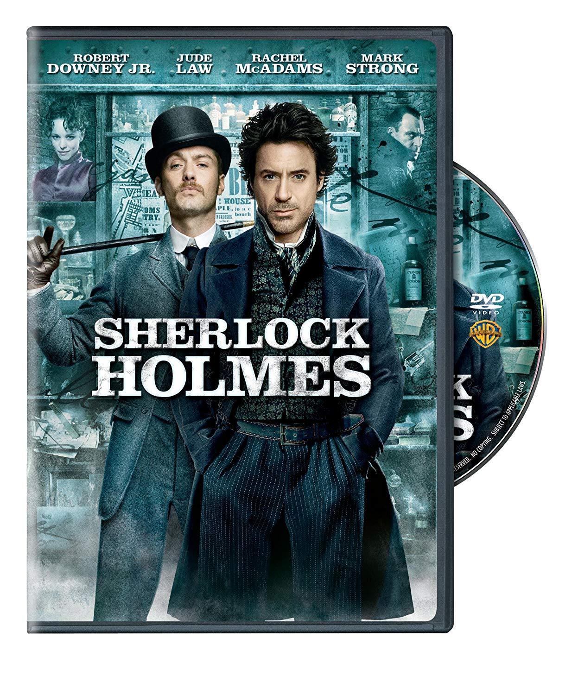 Movie cover: Sherlock Holmes