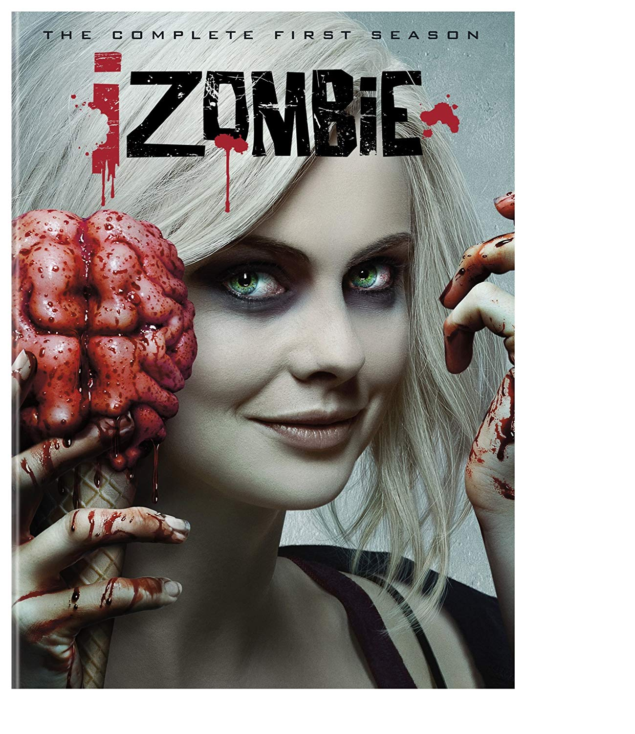 Tv Show cover: iZombie