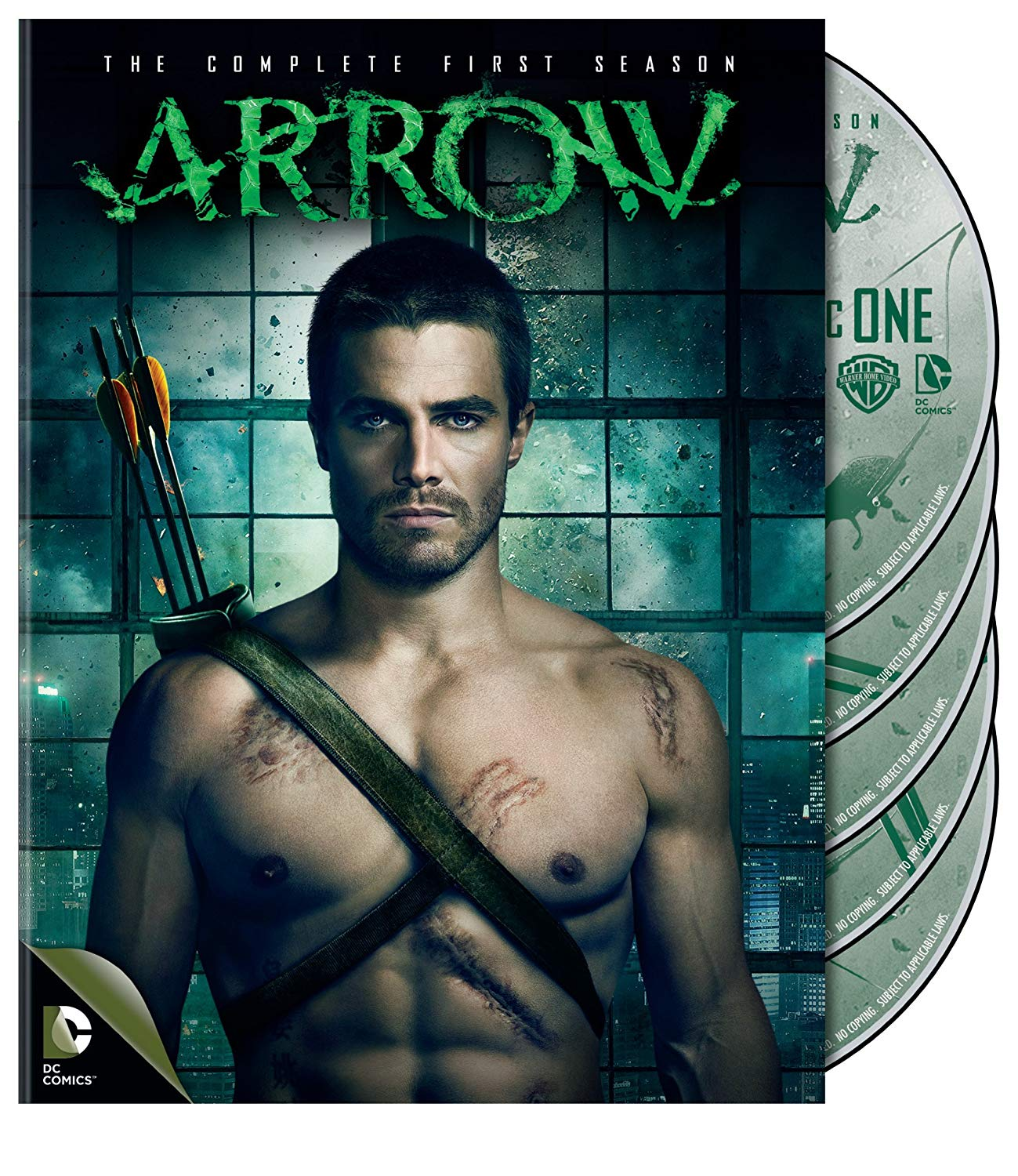 Tv Show cover: Arrow