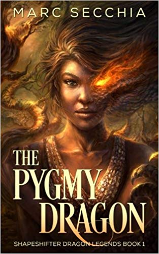 Book cover: The Pygmy Dragon