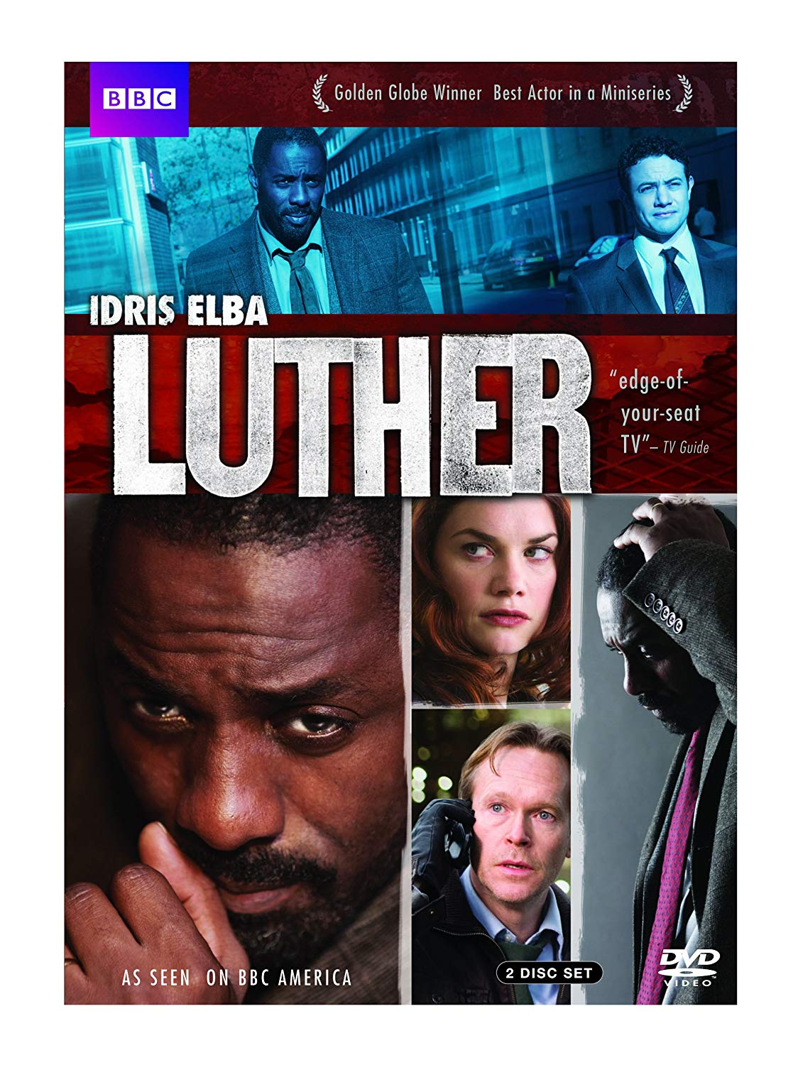 Tv Show cover: Luther