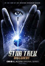 Tv Show cover: Star Trek: Discovery