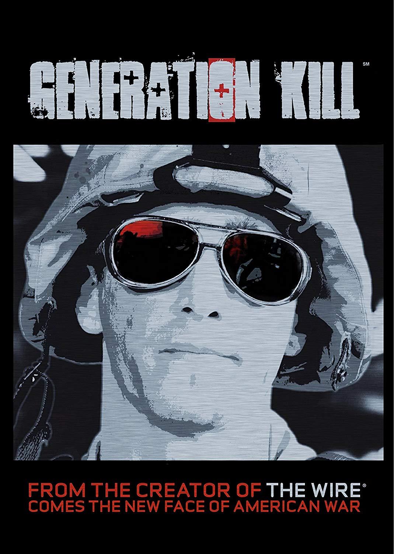 Tv Show cover: Generation Kill