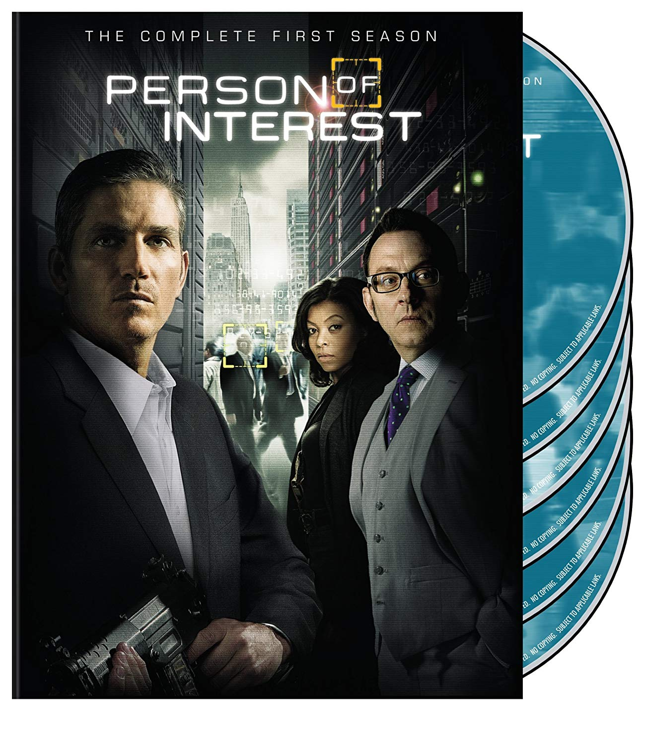 Tv Show cover: Person of Interest
