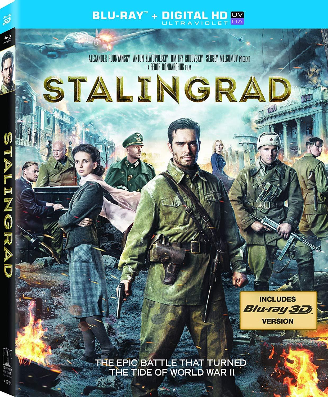 Movie cover: Stalingrad