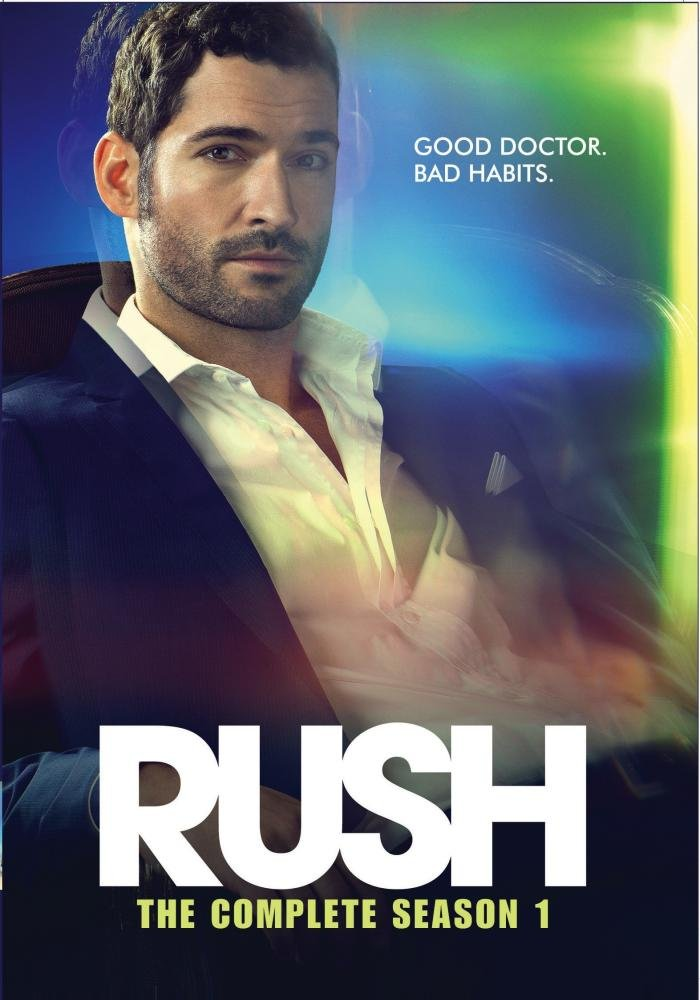 Tv Show cover: Rush